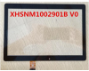 10.1'' Inch XHSNM1002901B V0 Tablet Computer Touch Screen Capacitance Panel Handwriting Digitizer Sensor