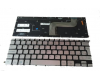 Dell Inspiron 14-7000(Ins14HD-1608T) Silver Laptop Spanish Keyboard With Backlit